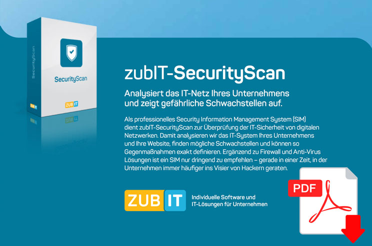 zubIT Security Scan